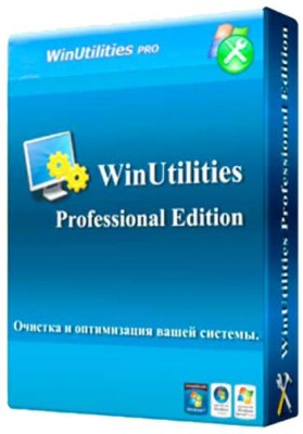 WinUtilitiesProfessional Edition v 10.2 Final(Eng/Rus)