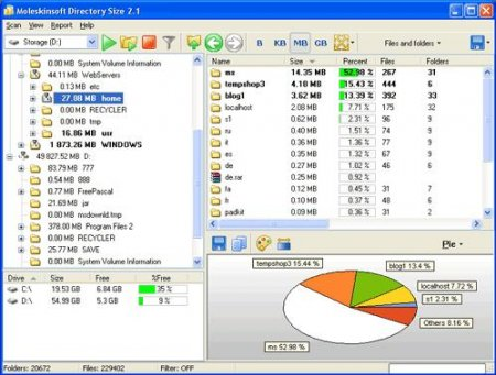 Disk Size Manager 2.1