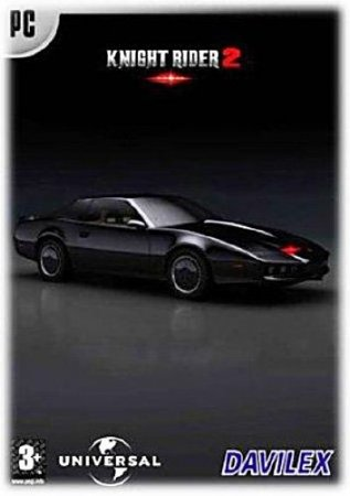 Knight Rider- The Game 2  Рыцарь дорог 2 (PC)RUS