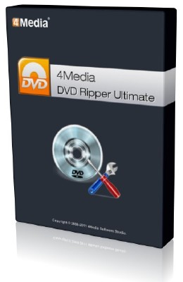 4Media DVD Ripper Ultimate v.6.7.0.0913 + Rus