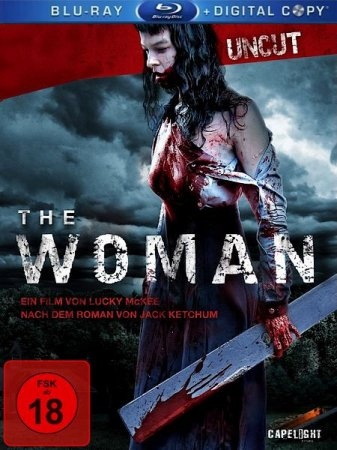 Женщина / The Woman (2011) BDRip 720p