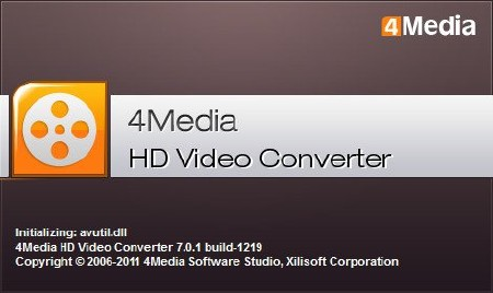 4Media HD Video Converter v7.0.1 Build 1219 + Rus