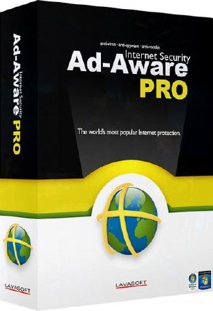 Lavasoft Ad-Aware Internet Security Pro 10.0.138.2879 Multilingual