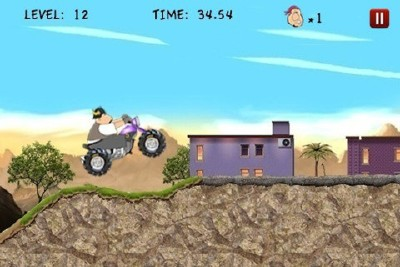 Wild Hogs ( Bike Racing Game ) v1.0 [iPhone/iPod Touch]