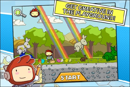 Scribblenauts Remix v1.7 [iPhone/iPod Touch]
