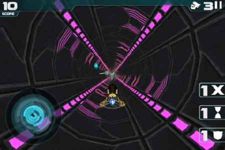 Laser Vault v1.0 [iPhone/iPod Touch]