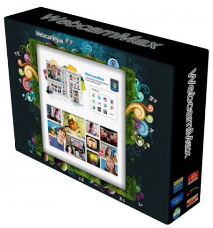 WebcamMax 7.6.1.2 with VideoDecorder Portable by Boomer