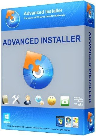 Advanced Installer Architect 14.4.1 Build 82624 Russian