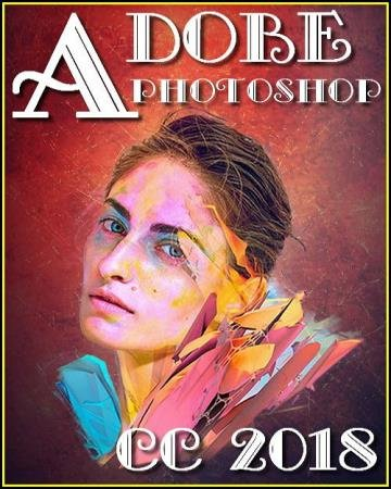 Adobe Photoshop CC 2018 19.0.1 x86-x64 RUS-ENG by m0nkrus