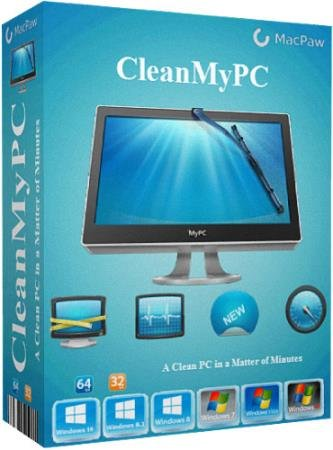 CleanMyPC 1.8.10.1148 RePack by Diakov