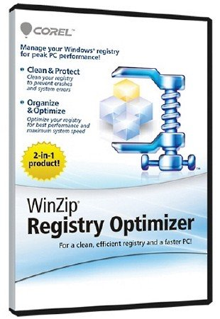 WinZip Registry Optimizer 4.18.1.4 Final