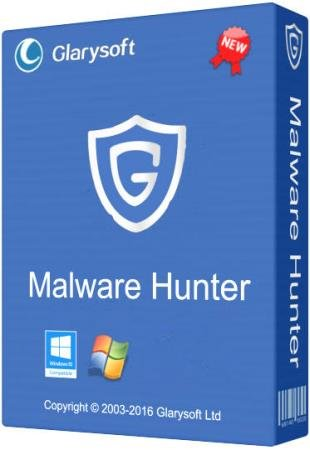 Glarysoft Malware Hunter Pro 1.51.0.481 (Ml/Rus/2018) Portable