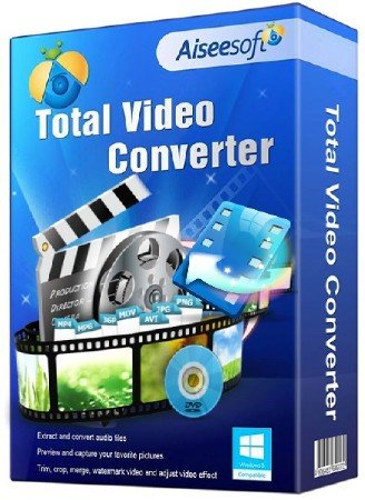 Aiseesoft Total Video Converter 9.2.22 + Rus