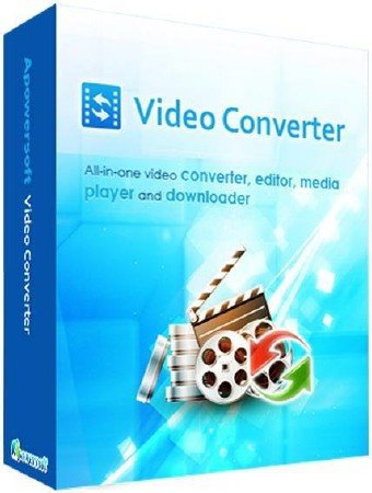 Apowersoft Video Converter Studio 4.7.4 (Build 02/07/2018)