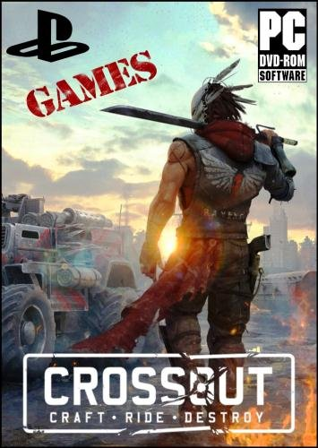Crossout [0.8.45.66254] (2017/PC) Лицензия