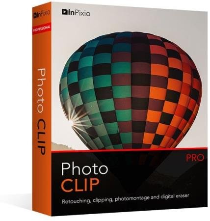InPixio Photo Clip Professional 8.0.0 Portable
