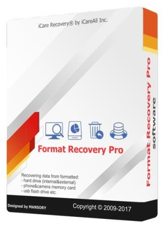 iCare Format Recovery 6.0.8 + Portable