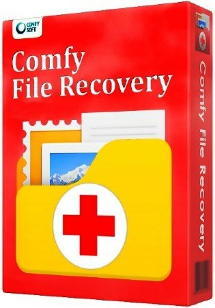 Comfy File Recovery 4.1 Commercial / Office / Home