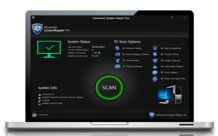 Advanced System Repair Pro 1.6.0.0.18.3.19