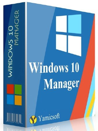 Windows 10 Manager 2.2.7 Final DC 27.04.2018