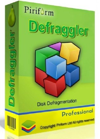 Defraggler Professional / Business / Technician 2.22.995