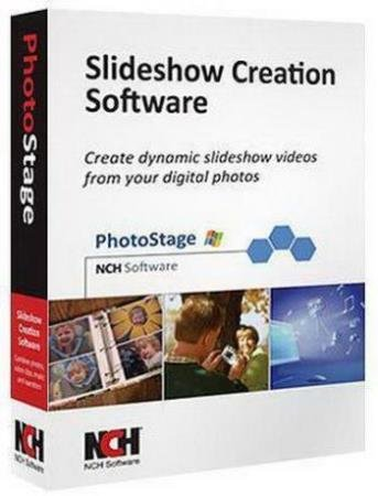 NCH PhotoStage Slideshow Producer Professional 5.03 (Multi/Rus) Portable
