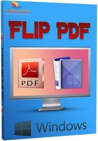 FlipBuilder Flip PDF Professional 2.4.9.19 RePack/Portable by TryRooM