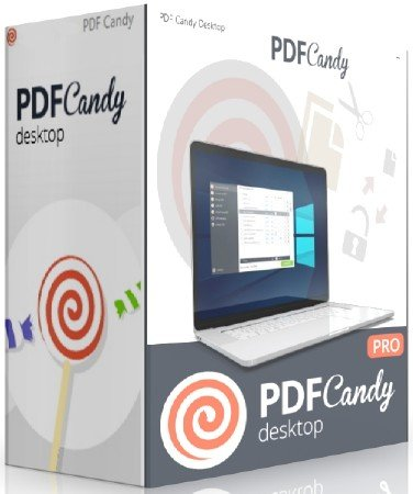 Icecream PDF Candy Desktop Pro 2.52