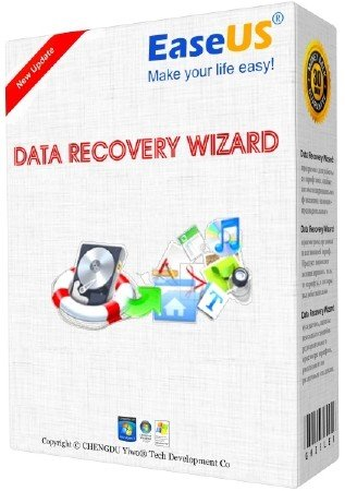EaseUS Data Recovery Wizard 12.0.0