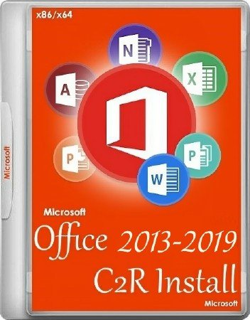Office 2013-2019 C2R Install / Lite 6.4.1 Portable