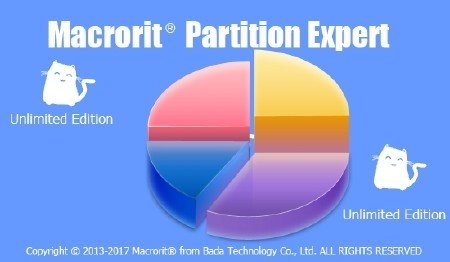 Macrorit Partition Expert 5.1.0 Unlimited Edition + Portable