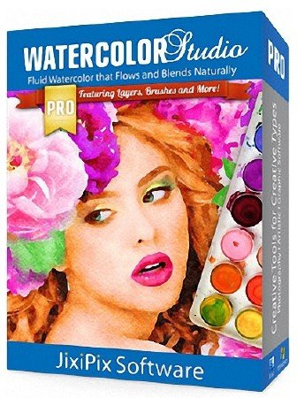 Jixipix Watercolor Studio 1.3.8
