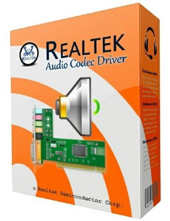 Realtek High Definition Audio Driver 6.0.1.8555 WHQL