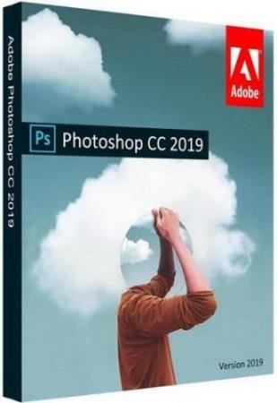 Adobe Photoshop CC 2019 20.0.0 RePack by Diakov