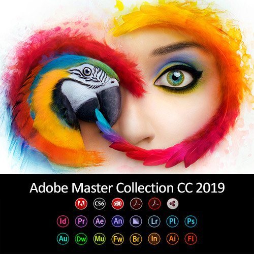 Adobe Master Collection CC 2019 by m0nkrus