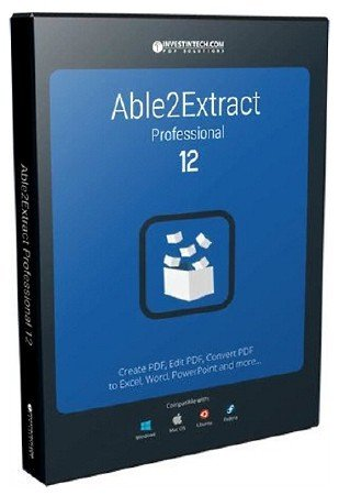 Able2Extract Professional 14.0.3.0