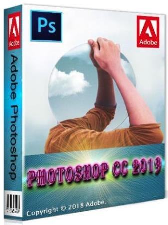 Adobe Photoshop CC 2019 20.0.3 RePack by Diakov