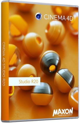 Maxon CINEMA 4D Studio R20.055