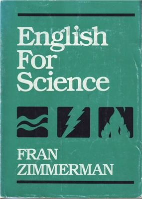 Fran Zimmerman - English for Science