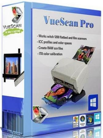 VueScan Professional 9.6.30 DC 15.02.2019 RePack/Portable by elchupakabra