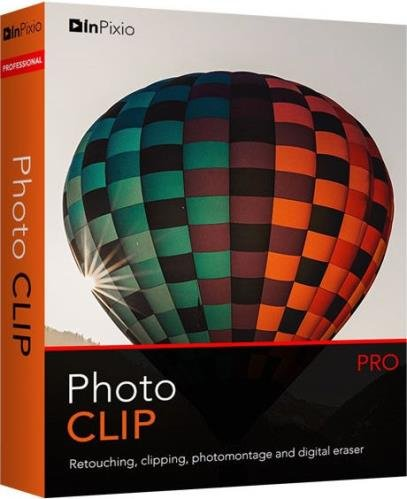 InPixio Photo Clip Professional 9.0.0 RePack & Portable by TryRooM