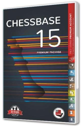 ChessBase 15.8 + Mega Database 2019