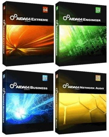 AIDA64 Extreme | Engineer | Business Edition | Network Audit 6.00.5100 RePack/Portable by Diakov