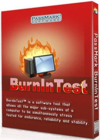 PassMark BurnInTest 9.0.1015.0 RePack/Portable by elchupacabra