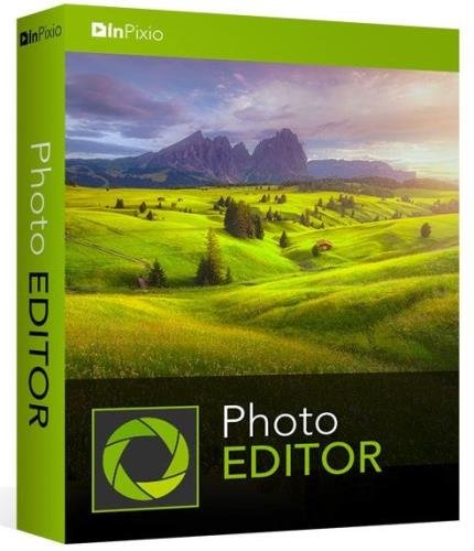 inPixio Photo Editor 9.1.7026.29921 RePack & Portable by TryRooM