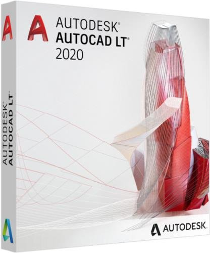 Autodesk AutoCAD LT 2020.1.2 by m0nkrus