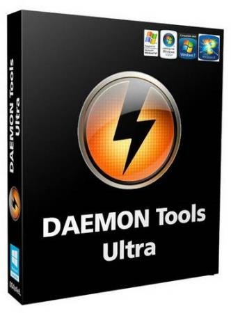 DAEMON Tools Ultra 5.8.0.1409